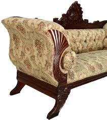 canap style colonial canapé colonial baroque acajou houdan meuble de style