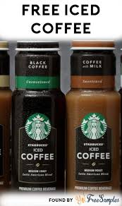 2 FREE Starbucks Iced Coffee At Target Coupon Stacking Required