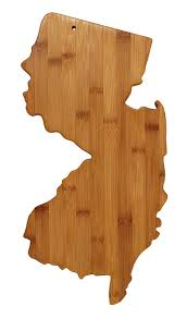 amazon com totally bamboo state cutting u0026 serving board