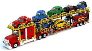 LEGO Custom Car Carrier Trailer Truck MOC | For Will | Pinterest ... Best Popular Lego Ups Truck Great Vehicles Box Minifigure Philippines Price List Building Block Toys For Sale Custom Vehicle Package Delivery Truck Itructions In The Technic 42043 Mercedes Benz Arocs 3245 Tipper Cstruction Amazoncom Sb Food Ny Inc Lego Box United Parcel Service Delivery A Photo On Flickriver Buy Airport Rescue 42068 Online At Toy Universe Bruder Scania R Series Logistics With Forklift Jadrem Monster Smash Ups Rhino Rc 3500 Hamleys Technic Hauler 8264 Games