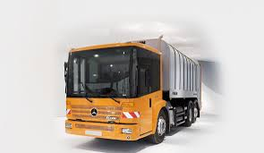 100 Types Of Garbage Trucks Collection 3 MercedesBenz Econic NGT 2628 Garbage Truck