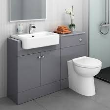 Ebay Bathroom Vanity Units by Creative Designs Bathroom Toilet And Sink Unit Basin Vanity Units