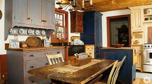 Country Rustic Decor Style