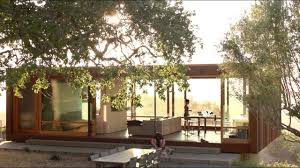 100 Architecturally Designed Houses Apple Architect Picks A Small Prefab To Savor CA Countryside