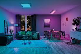 moderne led panels paulmann licht
