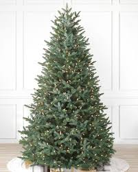 European Silver Fir Artificial Christmas Tree Design Ideas Combined With Cool Balsam Hill Plus