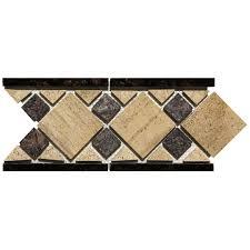 decorative listello border accent monterrey tile company