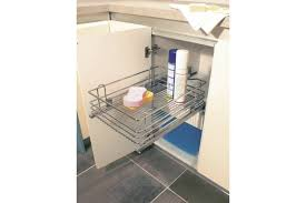 plateau coulissant pour cuisine panier de rangement coulissant pour meuble bas accessoires de cuisine