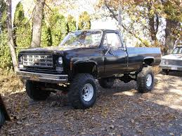 100 75 Chevy Truck 19 Scottsdale Lifted Kalida S Accessories And