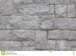 Pattern Of Grey And Rough Stone Wall Texture Background Cladding