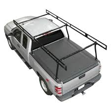 100 Pickup Truck Rack Cross Tread 87500 Herculean Steel 750 Bed Rail Mount