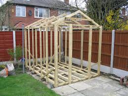 12x16 Wood Shed Material List by Building A Shed