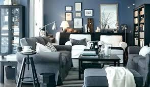 Gray And Navy Living Room Grey Ideas