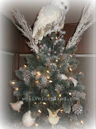 Slimline Christmas Tree by Christmas Tree Topper Christmas Lights Decoration