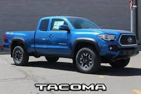 New 2018 Toyota Tacoma TRD Off Road Access Cab 6' Bed V6 4x4 AT ...