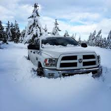 100 Trucks In Snow 4th Gen Ram Cummins Deep Snow Off Road All Terrain Pinterest
