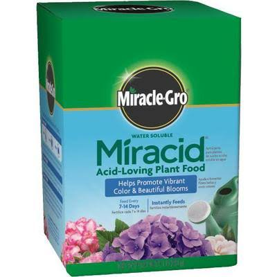 Garden Pro Miracle-Gro Miracid Acid-Loving Plant Food - 453g