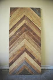 Diy Reclaimed Wood Table Top by Best 25 Chevron Table Ideas On Pinterest Chevron Coffee Tables