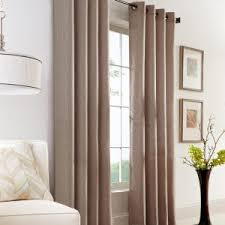 furniture grommet curtains with room darkening grommet