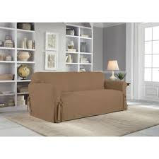 Sand Studio Day Sofa Slipcover dual recliner sofa slipcover wayfair