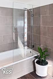 glastrennwände duschtrennwände aus klarglas auch