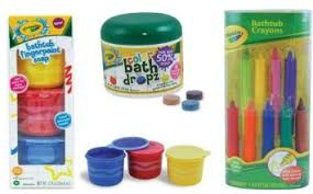 buy crayola bathtub fingerpaint soap bath dropz and bathtub