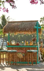 Cheap Patio Bar Ideas by The 25 Best Tropical Outdoor Bar Furniture Ideas On Pinterest