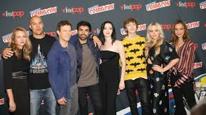 Cast Of Halloween 4 by Nycc 2017 Interviews With The Cast Of Fox U0026 Marvel Tv Series U0027the
