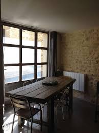 table de cuisine le bon coin table salle à manger bois métal loft industriel ameublement