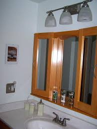bathroom medicine cabinets with lights lowes cabinet light