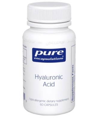 Pure Encapsulations Hyaluronic Acid 70 Mg - 60 Capsules
