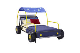 Blue Dune Buggy Bed