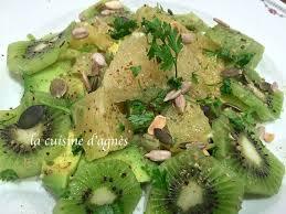 huile de cameline cuisine salade avocat plemousse la cuisine d agnèsla cuisine d agnès