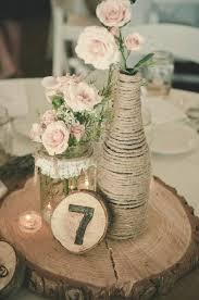 Vintage Wedding Decorations Inspiration 364fbd48ad64a8cc532d53bac43df2ab Centerpieces Rustic