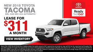 Halterman's Toyota | New Toyota Dealership In East Stroudsburg, PA 18301 2018 Toyota Tacoma Pickup Truck Lease Offers Car Clo Vehicle Specials Faiths Santa Mgarita New For Sale Near Hattiesburg Ms Laurel Deals Toyota Ta A Trd Sport Double Cab 5 Bed V6 42 At Of Leasebusters Canadas 1 Takeover Pioneers 2014 Hilux Business Lease Large Uk Stock Available Haltermans Dealership In East Stroudsburg Pa 18301 Photos And Specs Photo