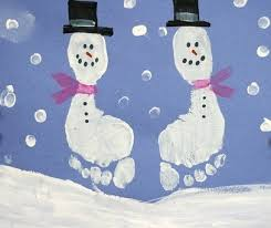 Winter Art And Craft For Kids
