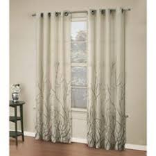 Bed Bath Beyond Drapes by B Smith 63 Inch Pompeii Window Panel In Natural Window Panels