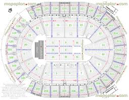 Mgm Grand Floor Plan by T Mobile Arena Concert Seating Guide Rateyourseats Com Endear Mgm