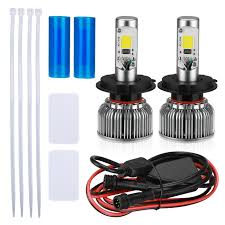 2in1 led headlight bulbs color changing eye for projector