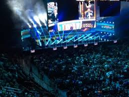 NA LCS Madison Square Garden The main screen can not be seen The