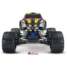 Traxxas Stampede 2WD VXL RTR Monster Truck There Are Many Reasons The Traxxas Rustler Vxl Is Best Selling Bigfoot Summit Racing Monster Trucks 360841 Xmaxx 8s 4wd Brushless Rtr Truck Blue W24ghz Tqi Radio Tsm 110 Stampede 4x4 Ready To Run Remote Control With Slash Mark Jenkins 2wd Scale Rc Red Short Course Wtqi Electric Wbrushless Motor Race 70 Mph Tmaxx Classic 4x4 Nitro Revo See Description 1810367314 Us Latrax Desert Prunner 24ghz 118 Rcmentcom Stadium Tra370541blue Cars