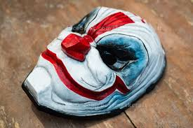 Payday 2 Halloween Masks Disappear by Inspired Dragan Payday 2 Payday The Heist Mask Game Halloween