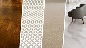 Different Types Of Flooring Resilient Vinyl Sheet
