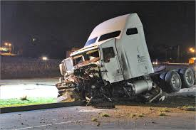 Inspirational Semi Trucks Crashing - 7th And Pattison Mail Truck Crashes Through Utility Pole Into Tulsa Yard Newson6 In To Suv On Icy Winter Snow Covered City Street Video Shows Train Crash Into Semi Truck Cnn Driver In Belgium Survives The Most Deadly Of Crashes The Updated With Video Naked Waukesha Man On Lsd Flees Police To Suv Icy Winter Snow Covered City Street Cbs Baltimore Live Parkway East Reopens After Wpxi France Terrorist Attack Full Bastille Day By Abc11com India Accident Stock Photos Unbelievable Passengers Flying As