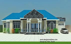 Decor Also And Luxury Ideas 3d House Plans In Kenya 10 Attractive Four Bedroom Floor Plan 1 4