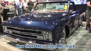 Kevin Tetz From Eastwood Talking About The LMC Truck Sheet Metal On ...