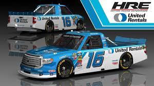 100 Jayski Trucks 2019 NASCAR Gander Outdoors Truck Series Paint Schemes Team 16