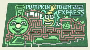Pumpkin Picking Corn Maze Long Island Ny by The Maze
