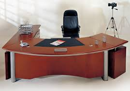 fice Table Desk Fancy Wooden Smooth Endurable Golfocd