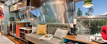 Custom Airstream Luxury Trailers Retail Marketing Vehicles